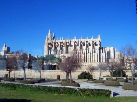 Kirche Palma Mallorca