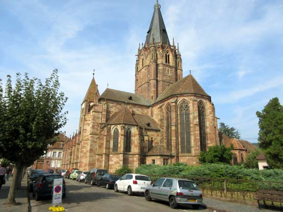 Kirche St. Peter und Paul, Wissembourg