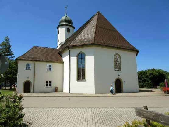 Kirche Steinheim