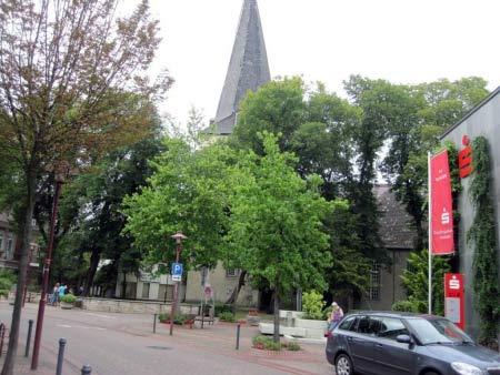 Kirchturm Rahden