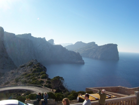 Klippen cap Formentor