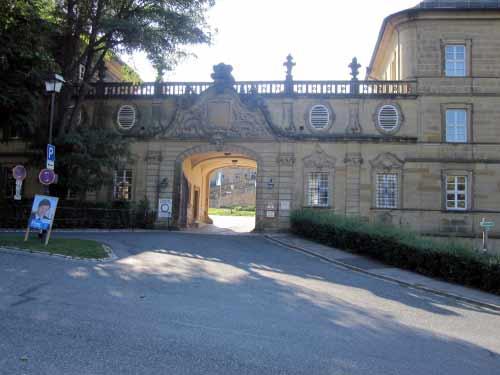Tor zum Klosterhof