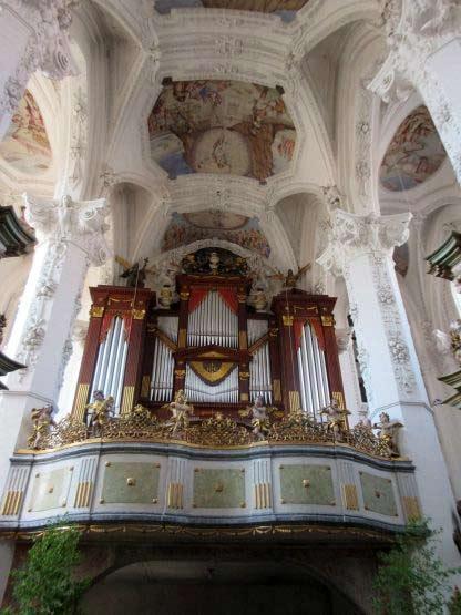 Die Orgel