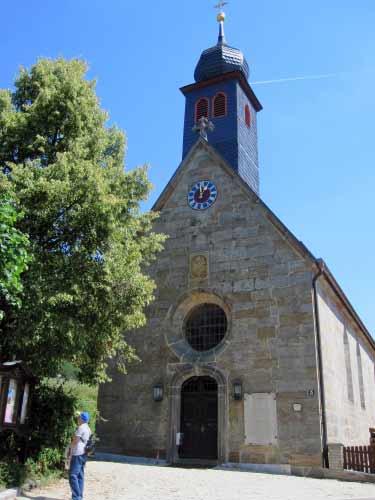 Kirche Klosterlangheim