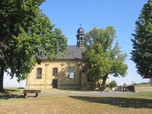 Kreuzkapelle bei Isling