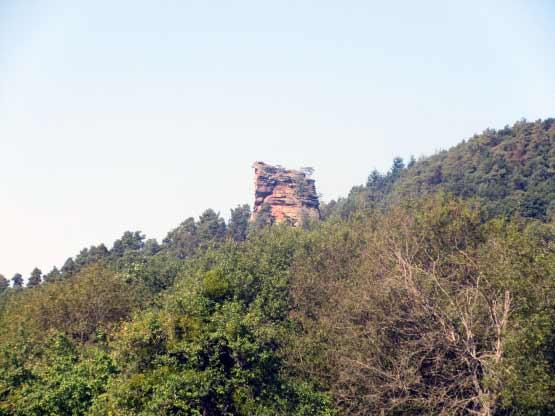Naturdenkmal Kriemhildenstein