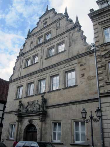 Alte Fassaden