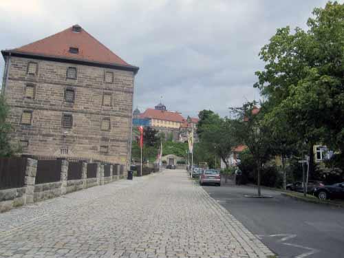 JVA und Festung Rosenberg