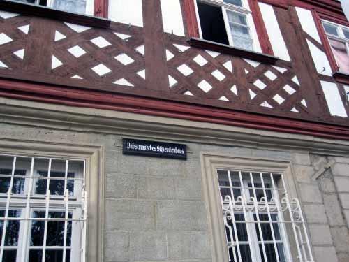Altes Stipendienhaus