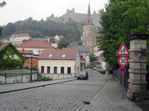Plassenburg und Petrikirche