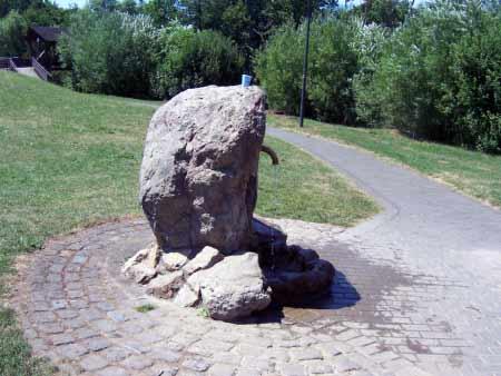 Kurpark Quelle Gerolstein