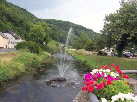 Kyll Springbrunnen