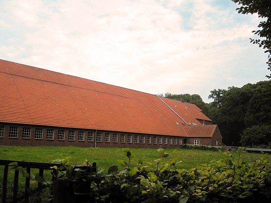 Bauernhof Leer