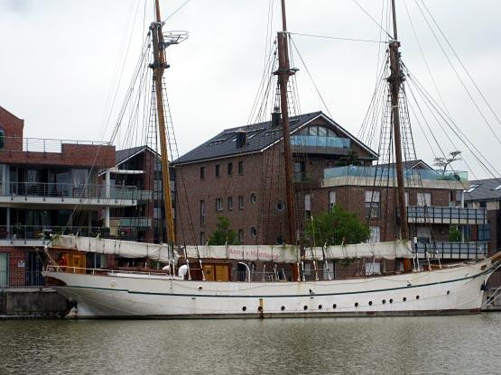 Dreimastbark Anny von Hamburg