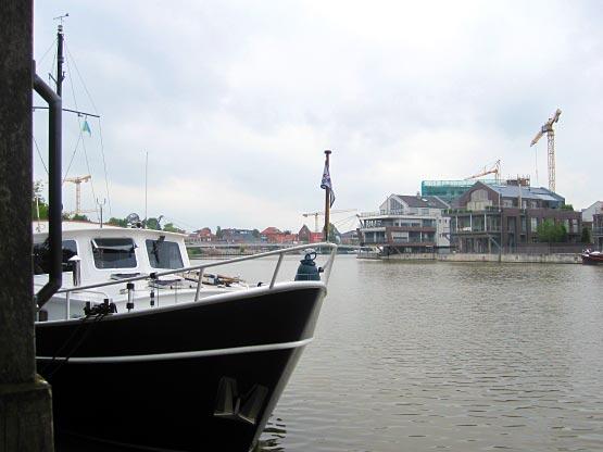 Hafen Leer
