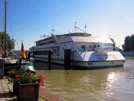 Ausflugsschiff Warsteiner Admiral