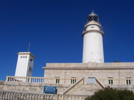 Leuchtturm far de Formentor