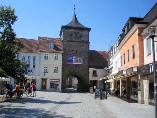 Unteres oder Bamberger Tor