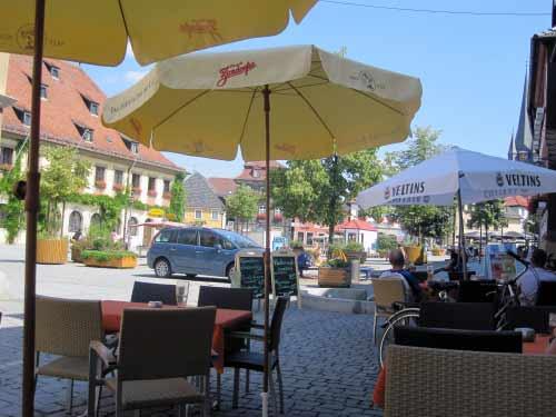 Lichtenfels Cafes und Restaurants