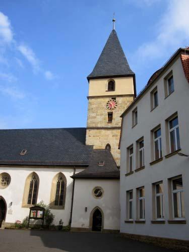 Mistelfeld Kirche