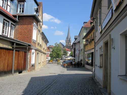 Lichtenfels Stadtrundgang