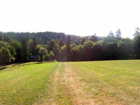 Liesertal Zugangsweg