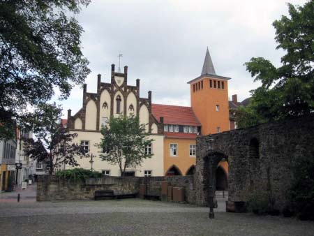 Lübbecke Altes Rathaus