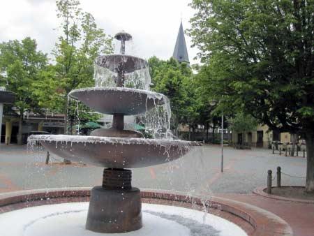 Lübbecke Bierbrunnen