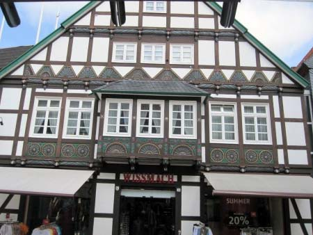Lübbecke Fachwerkhaus