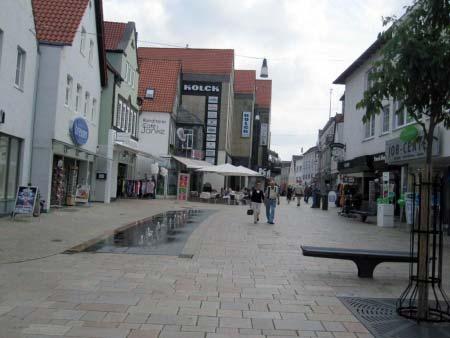 Lübbecke Innenstadt