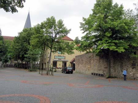 Lübbecke St. Andreas Kirche