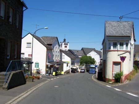 Eifel-Städtchen Lutzerath