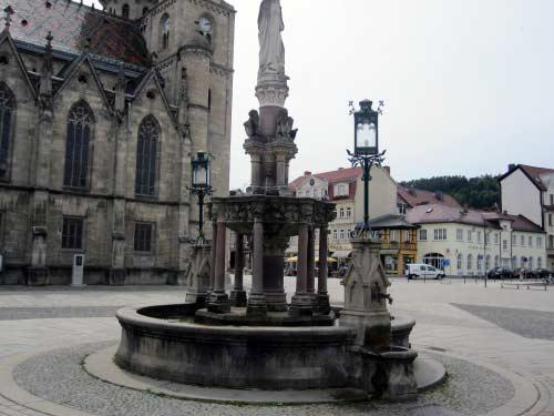Meiningen Brunnen