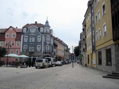Meiningen Thüringen