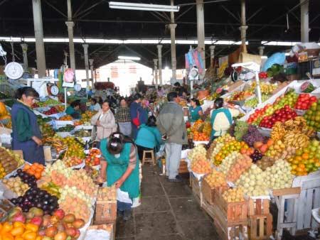 Cusco - Markt
