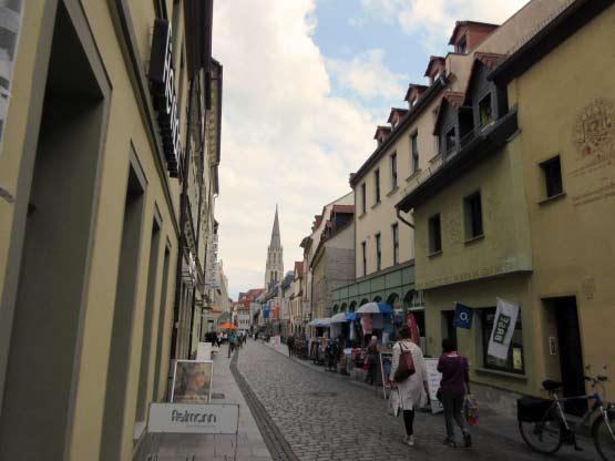 Zentrum von Merseburg