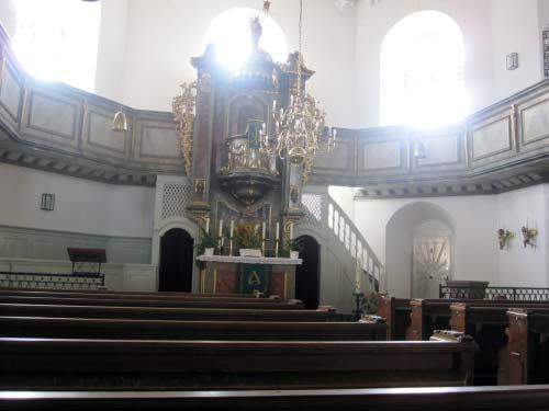 Kirche Michelau