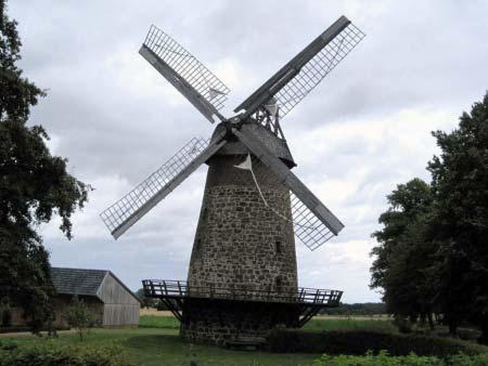 Mühlenbespannung Eilhausen