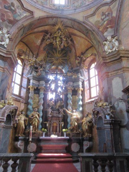 Evang. Kirche Neuzelle