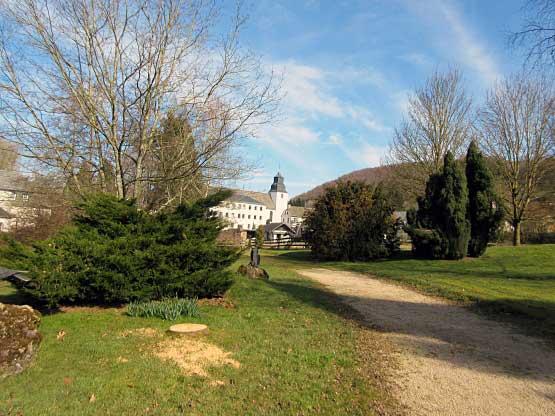 Kloster in Niederprüm