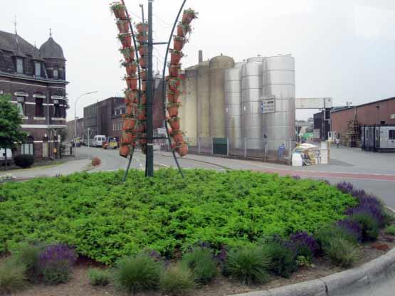 Gemüse- und Blumenvertriebs-Großhändler am Niederrhein