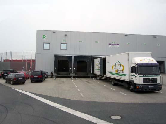 Vielseitige Logistik