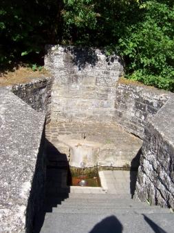 Niederstadtfeld Trinkbrunnen