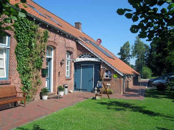 Ein typisch norddeutsches Anwesen