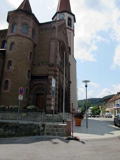 Kirche Oberkochen