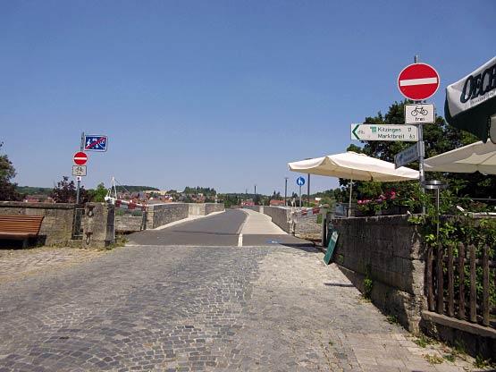 Alte Mainbrücke Ochsenfurt