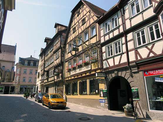 Ochsenfurt Fachwerkhäuser