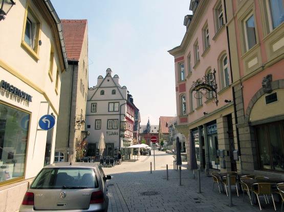 Ochsenfurt Zentrum