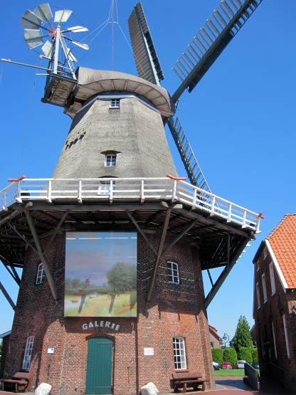Bilder Galerie Windmühle