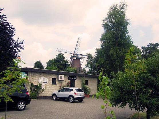 Ostrhauderfehn Windmühle